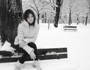Winter Blues Photo Contest